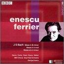 Bach: Mass In B Minor / Enescu, Danco, Ferrier, Pears, Et Al