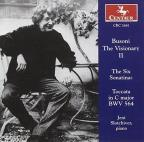 Busoni The Visionary, Vol. 2
