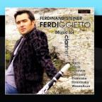 Ferdiggietto: Music For Clarinet