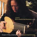 Adam Falckenhagen: Six Partitas for Solo Lute