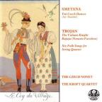 Smetana: Ten Czech Dances;  Trojan: Valiant Knight, etc