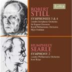 Robert Still: Symphonies Nos. 3 & 4; Humphrey Searle: Symphony No. 2