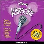 Disney Karaoke, Vol. 1