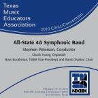 2010 Texas Music Educators Association