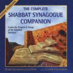 Shabbat Synagogue Companion