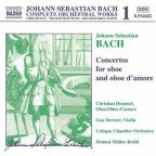 Bach: Concertos for Oboe and Oboe d'Amore