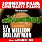Six Million Dollar Man - Theme For Solo Piano (Oliver Nelson)