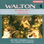 Walton: Symphony no 1, etc / Thomson, London PO