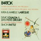 Bartok: Concerto for 2 Pianos, Percussion & Orch, etc