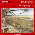 L. Glass: String Quartets no 2 and 4 / Zapolski Quartet