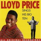Lloyd Price Sings His Big Ten