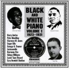 Black & White Piano, Vol. 1: 1923 - 1931