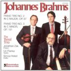 Brahms: Piano Trio No. 2; Piano Trio No. 3