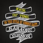 Nick Of Time (In The Style Of Bonnie Raitt) [karaoke Version] - Single