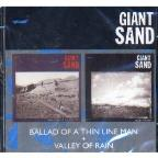 Valley Of Rain/Ballad Of A Thin Line Man