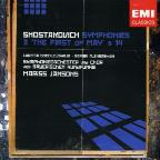 "Shostakovich: Symphonies 3 ""The First Of May"" & 14"