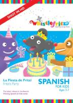 Spanish For Kids: La Fiesta De Fritzi