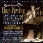 Remembering Elvis 2CD Louisian