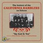Up And At 'Em - The Hottest Of The California Ramblers On Edison