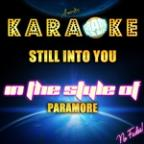 Only Exception (In The Style Of Paramore) [karaoke Version] - Single
