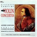 Tartini: Five Violin Concertos