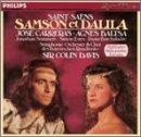 Saint-Saëns: Samson Et Dalila Highlights / Sir Colin Davis