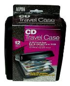 12 Capacity CD Wallet