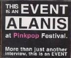 Pinkpop Interview