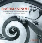 Rachmaninov: Great Works for Solo Piano & Rhapsody on a Theme of Paganini