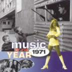 Music Of The Year - 1971