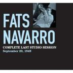 Complete Last Studio Session 9/20/1949