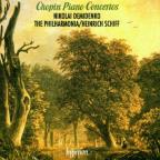 Chopin: Piano Concertos No 1 And 2 / Demidenko, Schiff