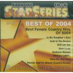 - Best Female Country Hits Of 2004