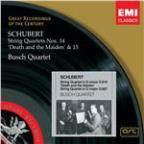 Schubert: String Quartets 14&15