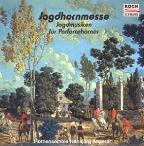 Angerer: Jagdhornmesses / Hansjorg Angerer Horn Ensemble