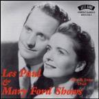 Les Paul & Mary Ford Shows: May & June 1950