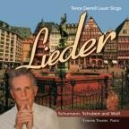 Darrell Lauer Sings German Lieder