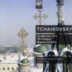 Tchaikovsky: Symphonies Nos. 5 & 6; The Tempest; Romeo and Juliet