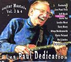 Guitar Masters, Vol. 3 & 4: Les Paul Dedication