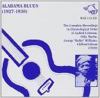 Alabama Blues: 1927-1930