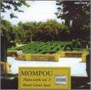 Mompou:Piano Works Vol 3