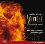 Marin Marais: S&#233;m&#233;l&#233; - Overture et danses