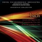 J.S. Bach: Toccata and Fugue; Brandenburg Concerto No. 4; Air on the G String