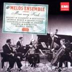 Melos Ensemble: Music Among Friends