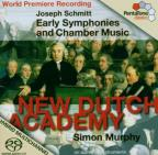 Joseph Schmitt: Early Symphonies and Chamber Music
