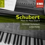 Schubert: Music for Piano Duet, Vol. 2