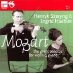 Mozart: The Great Sonatas for Violin & Piano