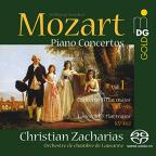 Mozart: Piano Concertos, Vol. 1
