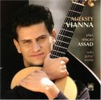 Plays Sergio Assad Solo Guitar