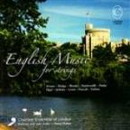 English Music For Strings - Avison, Purcell, Jenkins, Walton, Et Al.